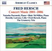 Hersch, F.: Concert Music (2001-06) - CD