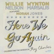 Willie Nelson, Wynton Marsalis: Here We Go Again: Celebrating The Genius Of Ray Charles - CD