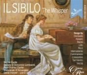 Çeşitli Sanatçılar: V/C: Il Sibilo - The Whisper (Il Salotto Vol 4) - CD