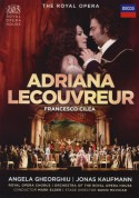 Angela Gheorghiu, Olga Borodina, Jonas Kaufmann, Mark Elder, Orchestra of the Royal Opera House, Covent Garden: Cilea: Adriana Lecouvreur - DVD