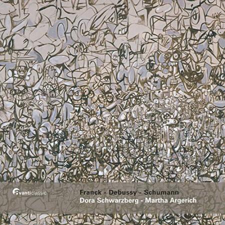 Dora Schwarzberg, Martha Argerich: Franck, Debussy, Schumann - SACD
