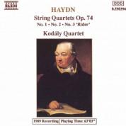 Haydn: String Quartets Op. 74, Nos. 1- 3 - CD