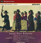 Royal Philharmonic Orchestra, Rudolf Kempe: Music from Bohemia - Plak