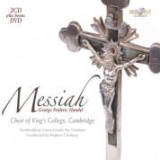 The Choir of King's College Cambridge, Brandenburg Consort, Roy Goodman, Stephen Cleobury: Handel: Messiah - CD