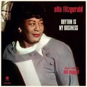 Ella Fitzgerald: Rhythm Is My Business + 2 Bonus Tracks! - Plak