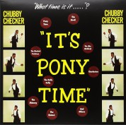 Chubby Checker: It's Pony Time + 2 Bonus Tracks! - Plak