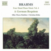 Christian Kohn, Silke-Thora Matthies: Brahms: Four-Hand Piano Music, Vol.  5 - CD
