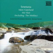 Reinhard Seifried: Smetana: Ma Vlast - CD