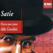 Aldo Ciccolini: Satie: Works for Piano - CD