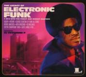 Çeşitli Sanatçılar: The Legacy Of Electronic Funk - CD