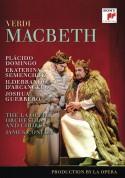 Plácido Domingo, Ekaterina Semenchuk, Los Angeles Opera Orchestra, James Conlon: Verdi: Macbeth - DVD