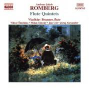 Romberg: Flute Quintets, Op. 41, Nos. 1- 3 - CD