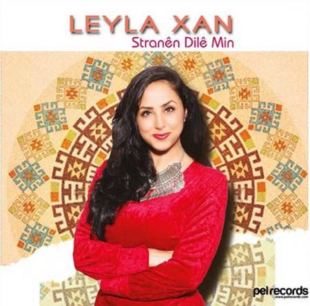 Leyla Xan: Stranen Dile Min (Yüreğimin Şarkıları) - CD