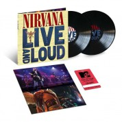 Nirvana: Live And Loud - Plak