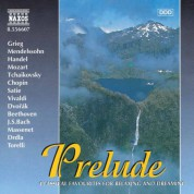 Prelude - Classical Favourites for Relaxing and Dreaming - CD