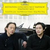 Myung-Whun Chung, Seoul Philharmonic Orchestra, Sunwook Kim: Beethoven: 5. Piano Concerto - CD