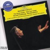 Berliner Philharmoniker, Gundula Janowitz, Herbert von Karajan: Strauss, R: Letzte Lieder - CD