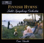 Lahti Symphony Orchestra, Osmo Vänskä: Finnish Hymns 1 - orchestral versions without song - CD