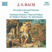 Bach, J.S.: Favourite Arias and Choruses - CD