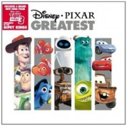 Çeşitli Sanatçılar: Disney Pixar Greatest - CD