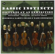 Sinfonia Lahti Cello & Bass Ensemble: Bassic Instincts - Popular Works for Low Strings - CD