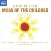 Rutter: Mass of the Children / Shadows / Wedding Canticle - CD