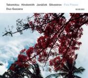 Duo Dazzana: Five Pieces - CD