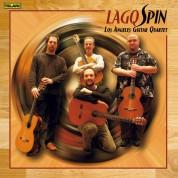 Los Angeles Guitar Quartet: Spin - CD
