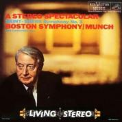 Berj Zamchokian, Boston Symphony Orchestra, Charles Munch: Saint-Saëns: Symphony No. 3 (200g-edition) - Plak