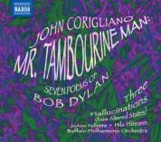 JoAnn Falletta: Corigliano, J.: Mr. Tambourine Man / 3 Hallucinations - CD