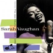 Sarah Vaughan: Divine: The Jazz Albums 1954-1958 [4 CD] - CD