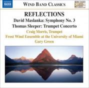 Gary D. Green: Sleeper: Trumpet Concerto / Maslanka: Symphony No. 3 - CD