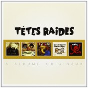 Tetes Radies: Original Album Series - CD