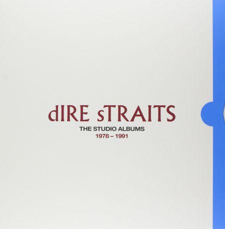 Dire Straits: The Complete Studio Albums 1978-1991 - Plak