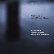 Trygve Seim, Per Oddvar Johansen, Oyvind Braekke: The Source and Different Cikadas - CD