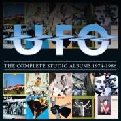UFO: Complete Studio Albums (1974-1986) - CD