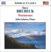 John Salmon: Brubeck: Nocturnes - CD