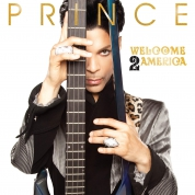 Prince: Welcome 2 America - Plak