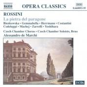 Rossini: Pietra Del Paragone (La) - CD