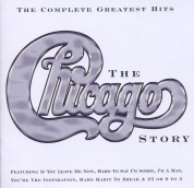 Chicago: The Chicago Story - Complete Greatest Hits - CD