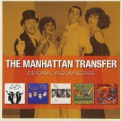 The Manhattan Transfer: Original Album Series - CD