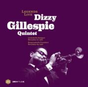 Dizzy Gillespie: Legends Live - Liederhalle Stuttgart/ Kongresshalle Frankfurt, 1961 (remastered) - Plak