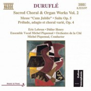 Durufle: Messe Cum Jubilo / Organ Suite, Op. 5 - CD