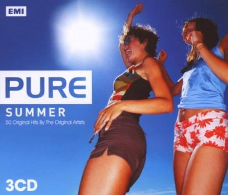 Çeşitli Sanatçılar: Pure Summer - CD