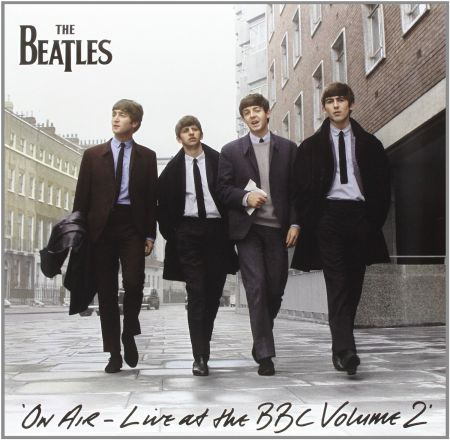The Beatles: On Air: Live At The Bbc Volume 2 - Plak