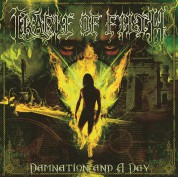 Cradle Of Filth: Damnation And A Day - Plak