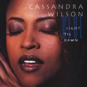 Cassandra Wilson: Blue Light 'Til Dawn - Plak