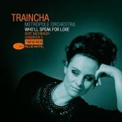 Traincha: Who'll Speak For Love - CD
