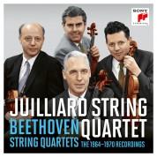Juilliard String Quartet: Beethoven String Quartets - The 1964-1970 - CD