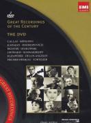 Çeşitli Sanatçılar: Great Recordings of The Century - Best Of - DVD